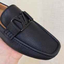 Cận cảnh mũi giày LV siêu cấp LVGN842 2019