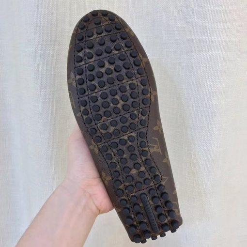 Đế giày LV siêu cấp được làm từ cao su cao cấp