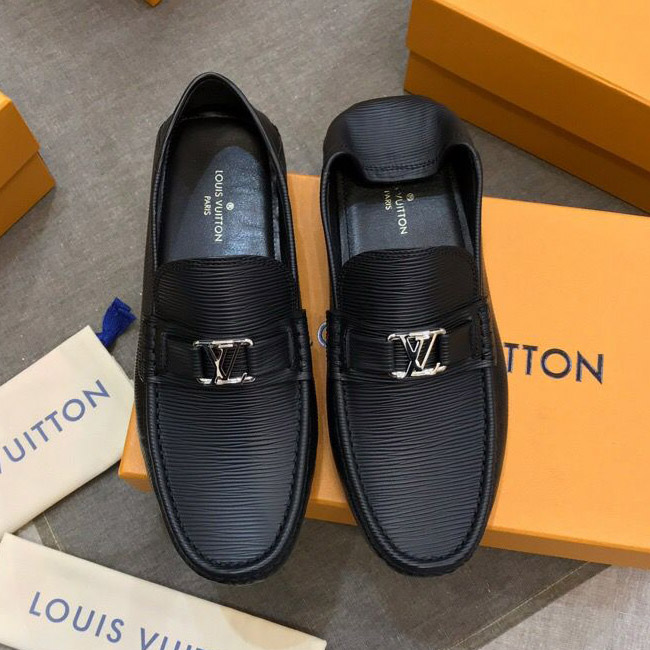 Giày lười LV nam siêu cấp LVGN868