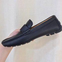 Giày lười nam LV siêu cấp đều chuẩn phom Authentic