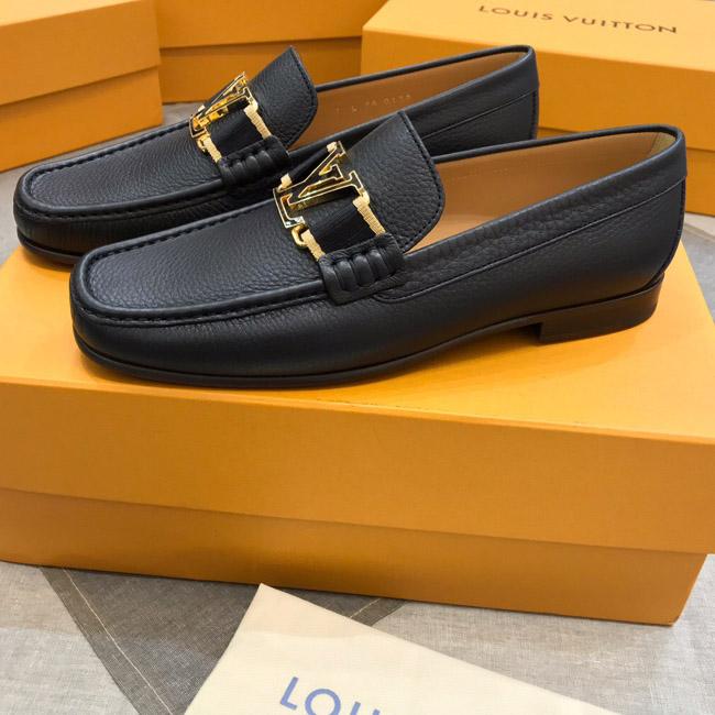 Mẫu giày nam LV loafer 2019