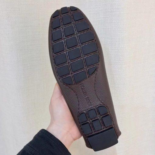 Phần đế giày LV nam siêu cấp LVGN841 được làm từ cao su chất lượng cao