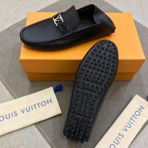 Phần đế giày LV siêu cấp LVGN868 được làm từ cao su cao cấp