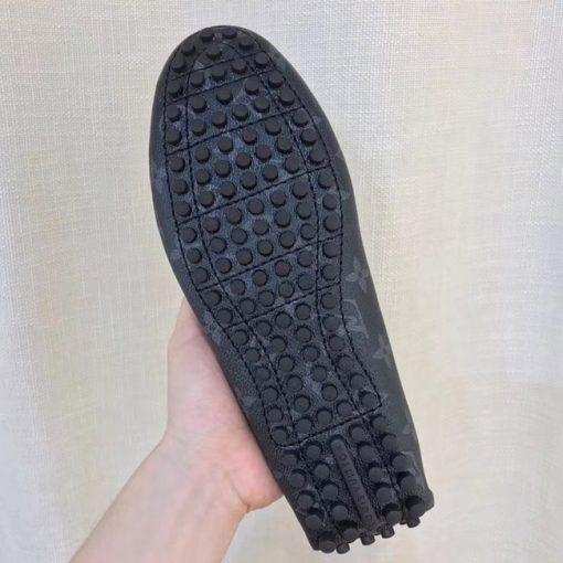 Phần đế giày LV siêu cấp LVGN843 được làm bằng cao cao cấp như bản Authentic