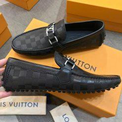 Phom giày LV siêu cấp luôn đẹp và chuẩn Authentic