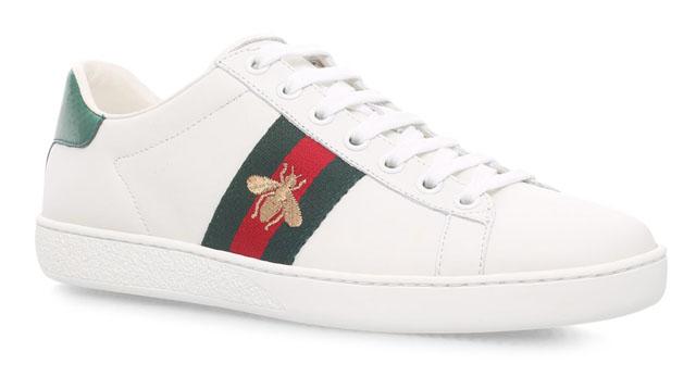 Giày Gucci bee ace là một trong những mẫu sneaker được yêu thích nhất tại Việt Nam
