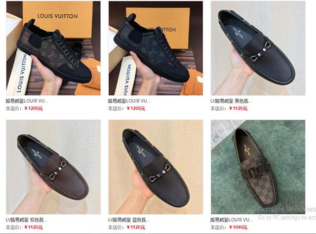 Giày siêu cấp giá bao nhiêu?