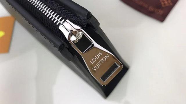 Các chi tiết trên túi xách LV nam nam