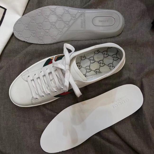 Chi tiết giày Gucci nam siêu cấp