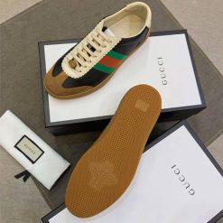 Đế giày Gucci siêu cấp làm từ cao su đúc cao cấp