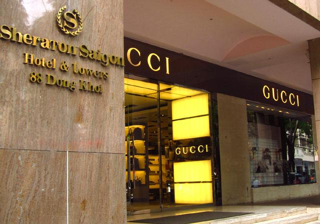 Địa chỉ bán giày Gucci chính hãng tại TP HCM