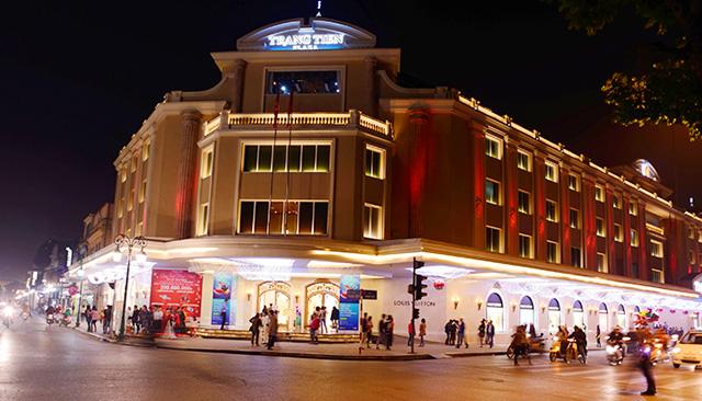Địa chỉ mua thắt lưng Ferragamo tại Hà Nội