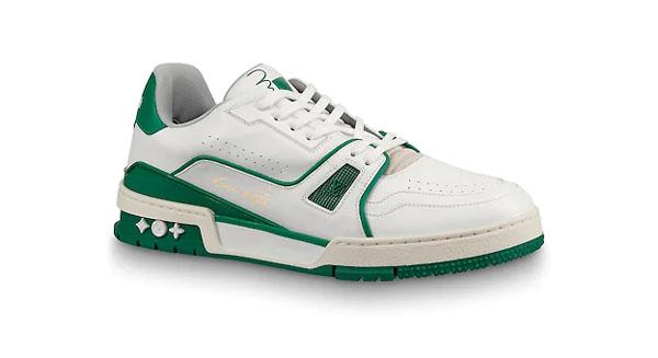 Giày LV Trainer Sneaker 2019