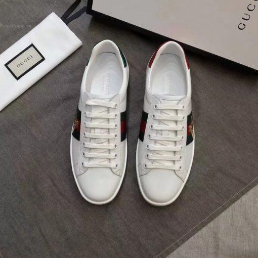 Giày Gucci ong với chất lượng like authentic