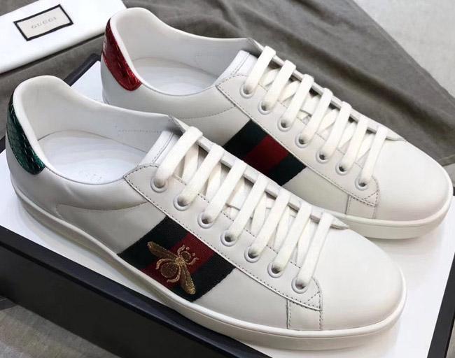 Giày Gucci siêu cấp được làm tinh xảo