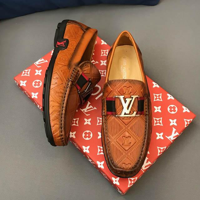 Giày lười Louis Vuitton nam Super fake