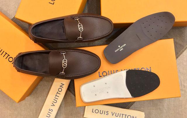 Giày LV siêu cấp có chất lượng cao hơn super fake