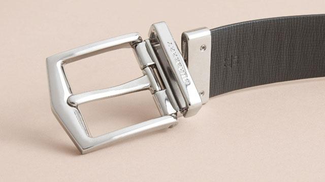 Thắt lưng Burberry TANBLACK Reversible
