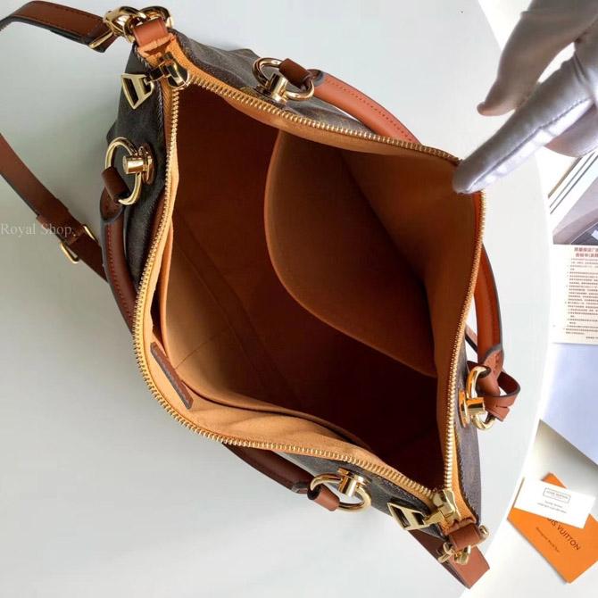 Bên trong túi xách siêu cấp LV LVTF8115