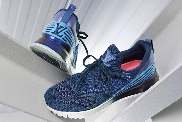 Giá giày LV chính hãng cao hơn nhiều so với Super fake