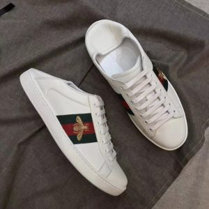 Giày Gucci ong dẫm gót siêu cấp