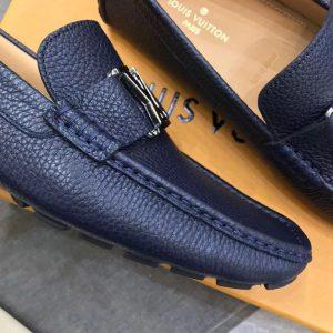 Chi tiết giày LV nam siêu cấp