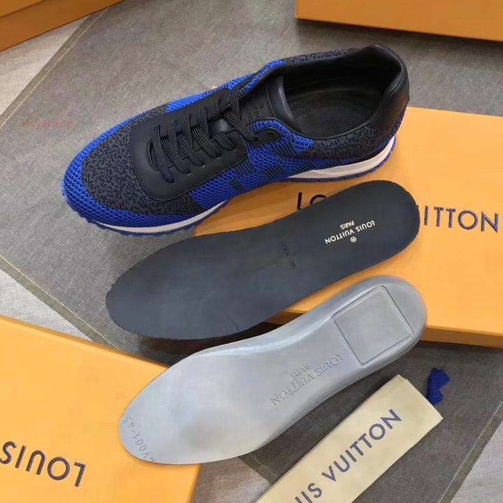 Chi tiết giày LV sneaker