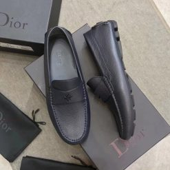 Giày Dior nam siêu cấp da sần