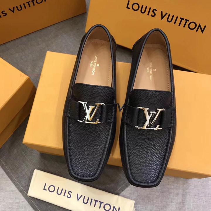 Giày lười LV nam siêu cấp LVGN892