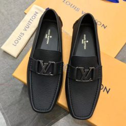 Giày lười LV nam siêu cấp