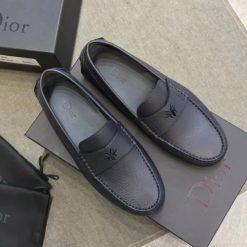 Giày mọi Dior nam màu xanh đậm DIGN876