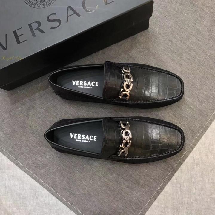 Giày Versace nam siêu cấp VSGN8782
