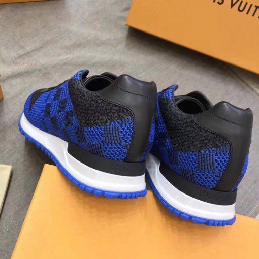 Gót giày thể thao Louis Vuitton