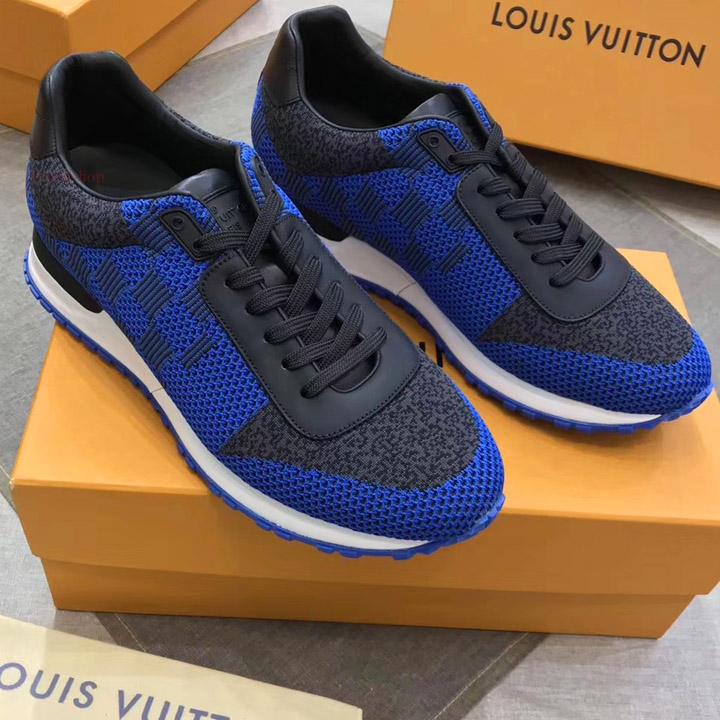 Mua giày LV snearker tại Royal Shop