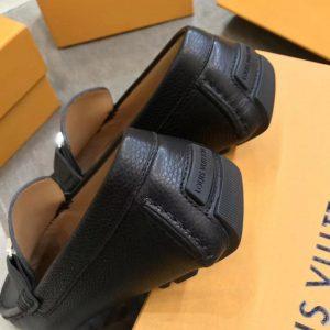 Phần gót giày lười LV nam