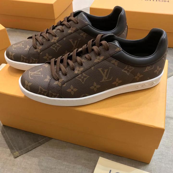 Phom giày LV chuẩn authentic