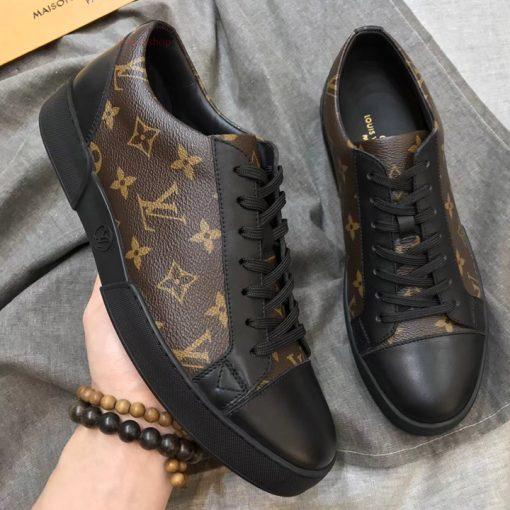 Trên tay giày LV thể thao LVGN8293