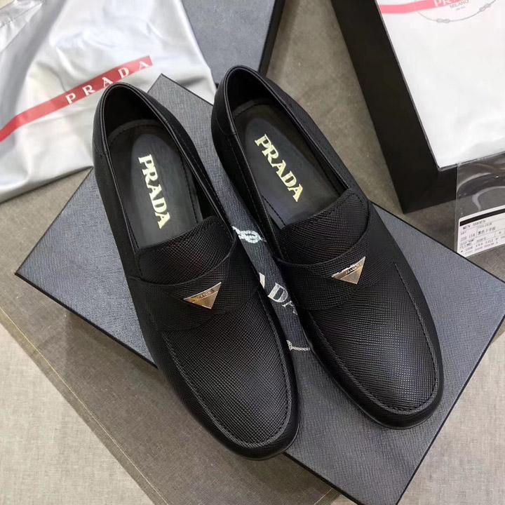 Giày nam Prada siêu cấp PDGN8798