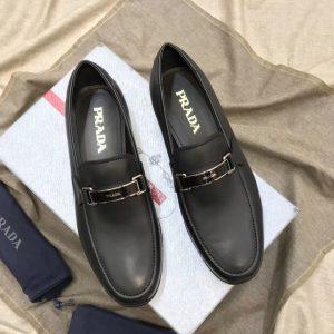 Giày nam công sở Prada siêu cấp PDGN8799
