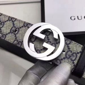 Mặt khóa thắt lưng Gucci siêu cấp luôn đẹp và sắc nét