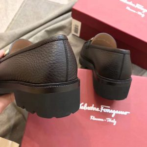 Phần gót giày Ferragamo