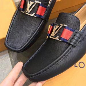 Phần mũi giày LV nam siêu cấp