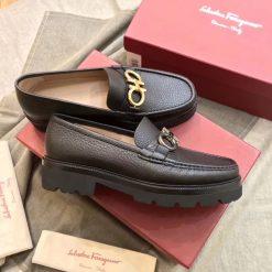Phom giày Salvatore chuẩn authentic
