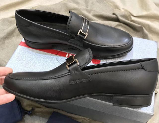 Prada - thương hiệu giày nam lịch lãm