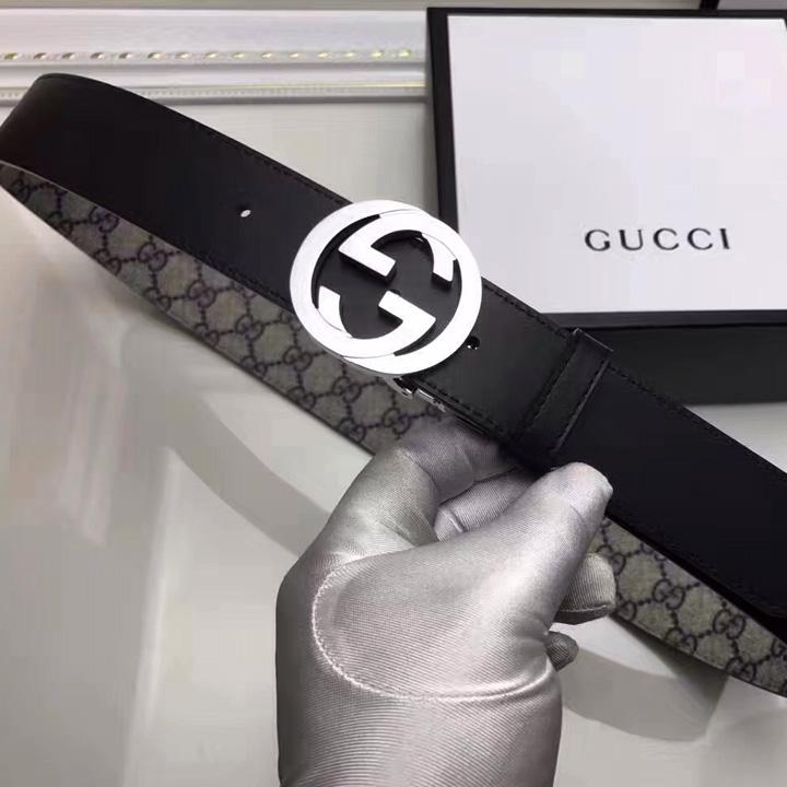 Thắt lưng Gucci siêu cấp 2 mặt da