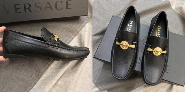 Thương hiệu giày Versace