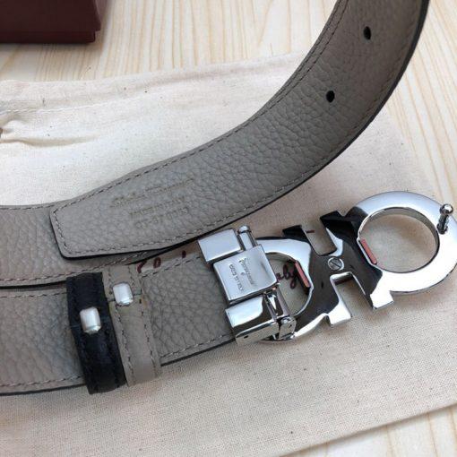 Chi tiết dây nịt thắt lưng Ferragamo