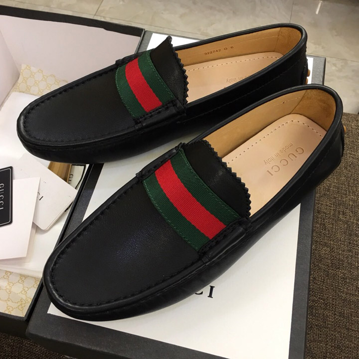Giày nam Gucci chuẩn Authentic