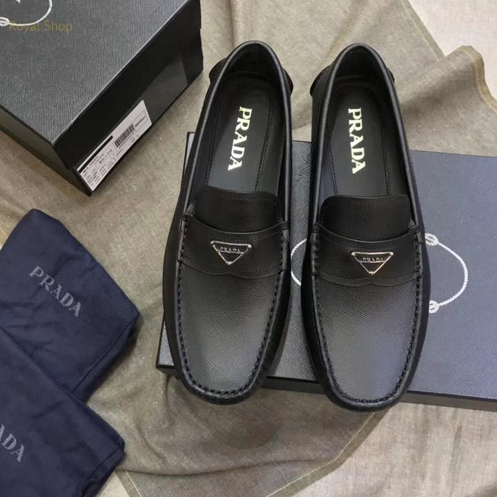 Giày nam công sở Prada siêu cấp PDGN8797