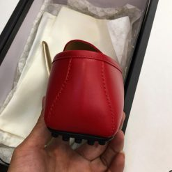 Phần gót giày nam Gucci
